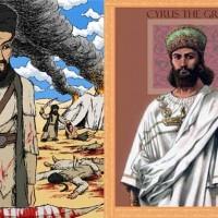 حاکمان بر ایران تازی نژاد و قاتلانی اند که باسرنوشت و تاریخ کشور جدال ودشمنی دارند