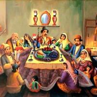 یلدا یادگار نیاکان ماست، با جشن گرفتن یلدا، آیین گذشتگان خود را زنده نگاه داشته و به تازی پرستان، دهن کجی می کنیم.