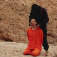 شمشیر اسلام ناب محمدی به دست داعش گردن بیگناه دیگری را قطٰع کرد