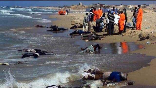 این است آوارگی ، دربه دری و فرار میلیون ها ایرانی از شر اژدها و مارهایی بنام آخوند که بر مملکت ما مستولی شده ، نسل ها را به باد داده، و کشور را به کلی ویران و نابوده کرده است.