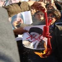 آخوندهای بی شرافت ضد ایرانی، دست ازاعدام های بیشمار، وغارتگری بردارید روزانتقام نزدیک است