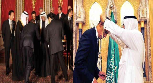 پرزیدنت اوباما با تعظیم کردن در برابر پادشاه جنایتکار، دیکتاتور و فاسد عربستان و حمایت بی دریغ اش از اسلام و مسلمانان و ناتوانی اش در برابر داعش و سرانجام توافقش با بزرگ ترین دیکتاتور حال حاضر یعنی خامنه ای، ثابت کرد که ابدن در حد و اندازه پرزیدنت آمریکا نبوده و نیست! از او به عنوان ترسو ترین دولتمرد آمریکا یاد خواهد شد.