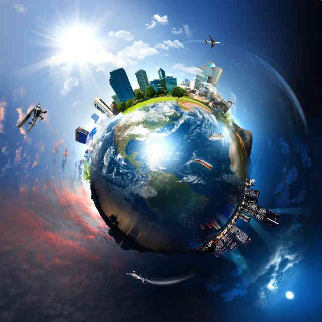 آیا در دنیایی که تمامی نقاط کوچک و بزرگ آن مرزبندی شده و حتی یک نقطه بی صاحب در آن وجود ندارد، دیدگاه جهان میهنی تحقق پذیر و واقع گرایانه است و یا توهمی نابخردانه؟