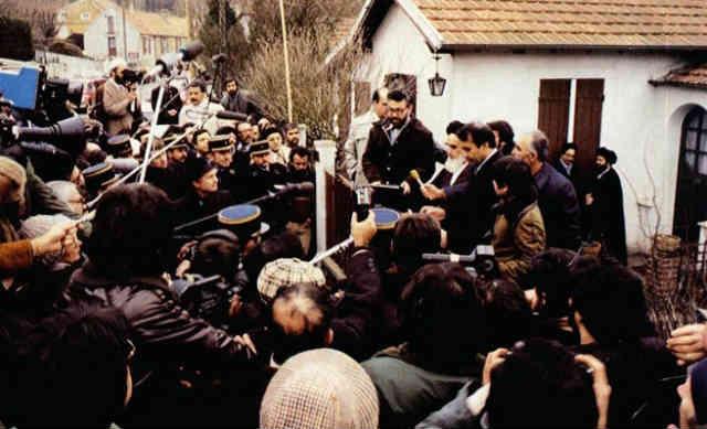 ابراهیم یزدی، این عنصر ایران ستیز، مرد شماره یک خمینی برای مذاکرات محرمانه با آمریکا و دریافت پشتیبانی های لازم سران غرب برای سقوط شاه بود!