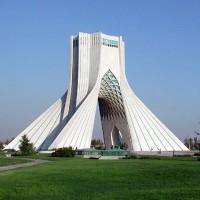 برج بی صاحب شهیاد (آزادی) عمداً تخریب شده است.