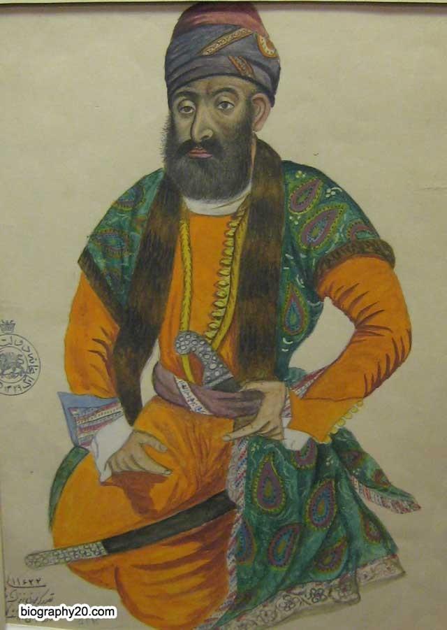 کریمخان زند، مرد بزرگواری که عنوان شاهی را نپذیرفت و خود را وکیل الرعایا ( نماینده مردم محروم) می دانست.