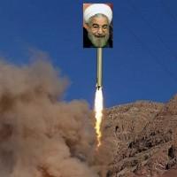 موشکهای سپاه بسوی عمّامه روحانی بود نه اسرائیل!
