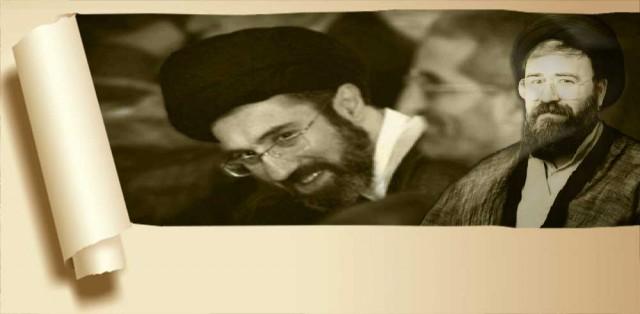 مجتبی خامنه ای عامل و دستوردهنده قتل احمد خمینی بود که به وسیله مزدور و نوکر او سعید امامیبه مرحله اجراء درآمد.
