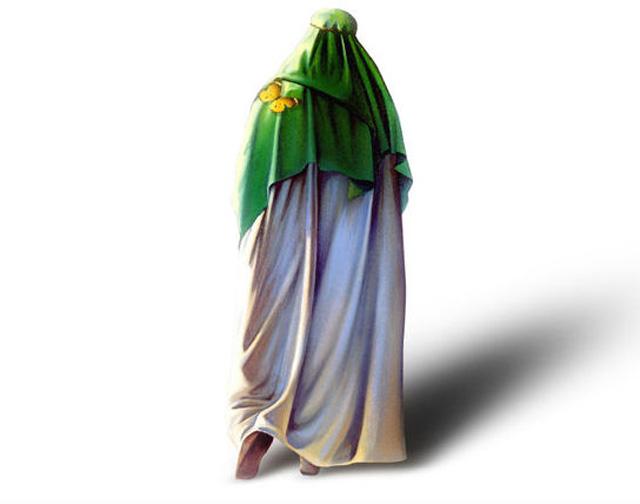 در فرتور امام زمان خیالی شیعیان را مشاهده می کنید. مسلمانان که هیچگاه زحمت خواندن کتاب و تحقیق را به خود نمی دهند و همواره به سخنان صد تا یک غاز آخوند محل شان بسنده می کنند، از بیماری جنسی حسن عسکری بی خبرند و نمی دانند که وی توانایی بچه دار شدن را نداشته است.