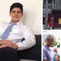 علی سنبلی جوان ۱۸ ساله آلمانی- ایرانی که دست به جنایت بزرگ زد و عده ای را به خاک و خون کشانید.