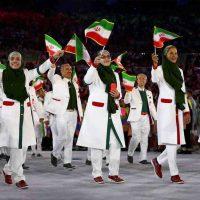 شرکت قهرمانان در المپیک موجب افتخار هر ایرانی و خار چشم رژیم زن ستیز