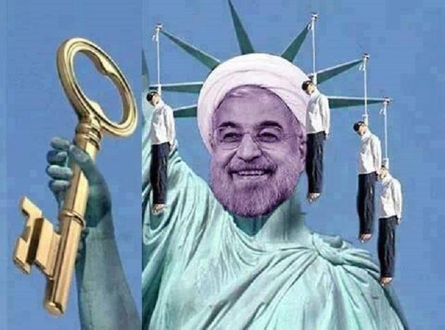 آمار وحشتناک اعدامها در دولت حسن روحانی (من سرهنگ نیستم، حقوقدان هستم)
