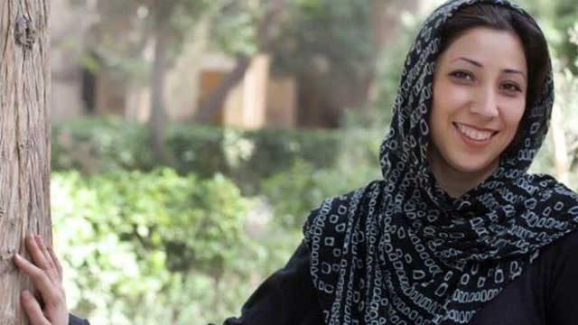 """ساجده عرب سرخی روزنامه نگار، شهریور سال ۱۳۹۲ از فرانسه به ایران بازگشت تا از پدر زندانی خود در بیمارستان عیادت کند. اودر تیر ماه ۱۳۹۳ به اتهام """"تبلیغ علیه نظام"""" به زندان رفت و پس ازسپری کردن دوران محکومیت یک ساله خود به تازگی از زندان آزاد شد."""
