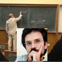 عدالت وارونه :یاشار سلطانی به جرم افشای دزدی شهرداری تهران زندانی است!
