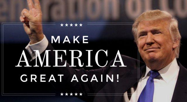 مهمترین عاملی که موجب انتخاب دونالد ترامپ به عنوان ریاست جمهوری آمریکا شد، تبلیغ دائمی او بود که می گفت تصمیم دارد آمریکا را به عظمت و قدرت گذشته باز گرداند.