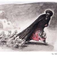 علت چنين حكم سنگيني آن هم براي فرزند آيت الله منتظري را «اقدام عليه امنيت ملی!» ،«انتشار فايل صوتی دارای طبقه بندی سری!» و «تبليغ عليه نظام!» بيان شده است . بفرض که اتهامات گفته شده درست باشد؛ این خود حکم تاییدی است بر جنایات رژیم در سال 67.