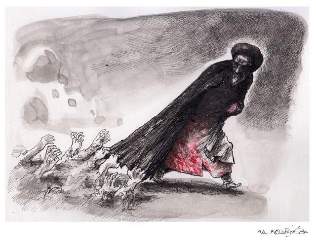 علت چنین حکم سنگینی آن هم برای فرزند آیت الله منتظری را «اقدام علیه امنیت ملی!» ،«انتشار فایل صوتی دارای طبقه بندی سری!» و «تبلیغ علیه نظام!» بیان شده است . بفرض که اتهامات گفته شده درست باشد؛ این خود حکم تاییدی است بر جنایات رژیم در سال 67.