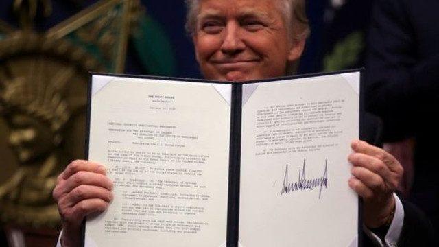 بیشتر کشورهایی که در لیست ترامپ هستند عملا تجارتی با امریکا ندارند و اینجاست که می توان پی برد چرا ایران در این لیست هست ولی پاکستان یا عربستان نیستند. کشورهای این لیست بغیر از ایران همگی دچار جنگ داخلی هستند و ایران هم ۳۷ سال است که رابطه ای با امریکا ندارد، البته بجز فحاشی و مرگ بر گفتن!