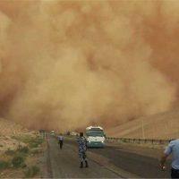 ریزگردهای خوزستان  از بی کفایتی رژیم در داخل و خارج است
