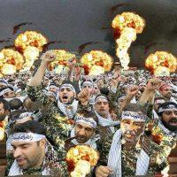 کودتای نظامی خامنه ای و آدم کشان بسیجی علیه روحانی نماینده برگزیده مردم