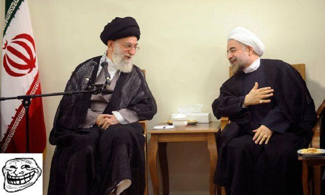 روحانی اعضای کابینه را با رهبر هماهنگ نموده است. این عملاً حذف مجلس از روند تأیید وزرا می باشد.