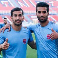 دلاوران بی گناه ، شجاعی و حاج صفی از بودن در تیم ملی محروم شدند.